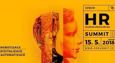 Jsme partnerem prestižní konference HR Summit 2018