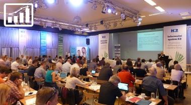 Konference Firemní informační systémy 2018