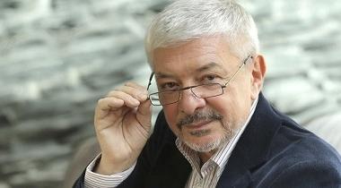 """Vladimír Železný na téma: """"Můj život v médiích a politice"""""""