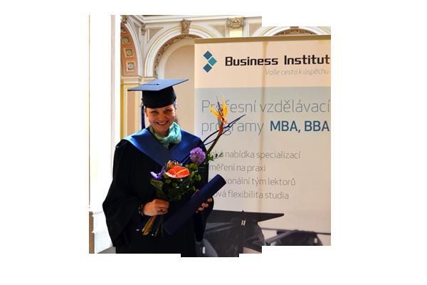 Diplom a prestižní titul MBA
