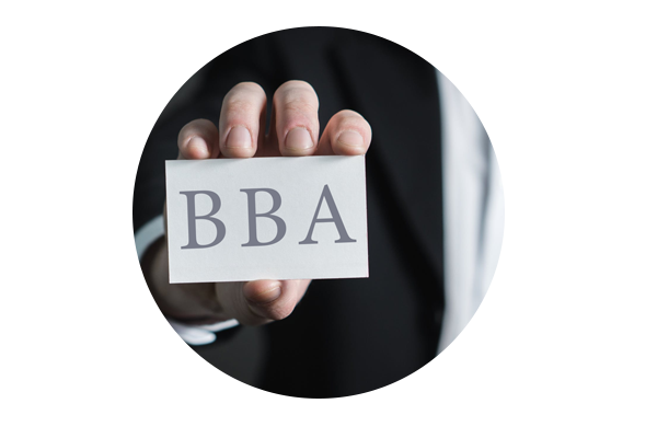 Podání online přihlášky ke studiu BBA