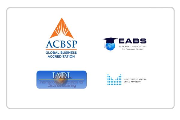 Prestižní mezinárodní akreditace a členství