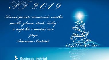 Vánoční přání od Business Institutu