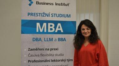 Mgr. Jana Adámková, Ph.D., MBA, o tom jak dobře prodat to, co chceme